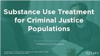 Working with Court-ordered Individuals in Substance Use Treatment
