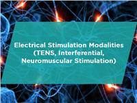 Electrical Stimulation Modalities