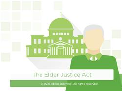 The Elder Justice Act